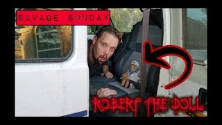 """Live SPIRTBOX with """"Haunted"""" ROBERT THE DOLL (Savage Sunday)"""