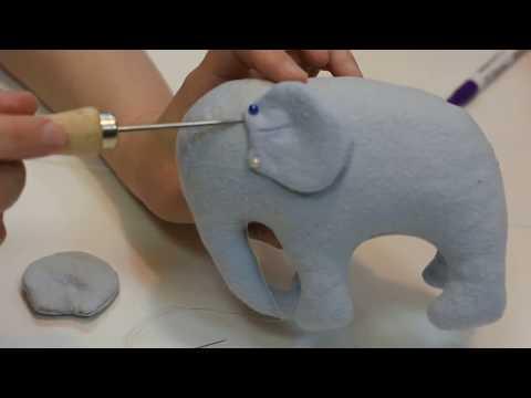 Уши слона своими руками