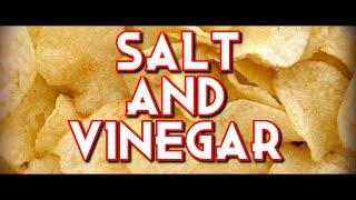 HOW TO MAKE SALT AND VINEGAR POTATO CHIPS