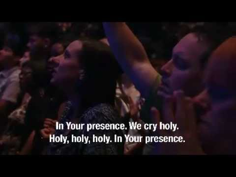 Lakewood Church Worship - 9/25/11 11am - Hosanna - Only In Your Presence (w/ Harp) - Your Presence