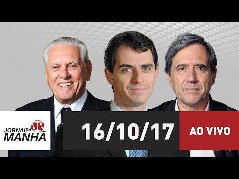 Jornal da Manhã  - 16/10/2017