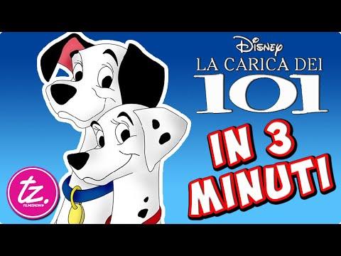 LA CARICA DEI 101 | Raccontato in 3 Minuti - Film Disney