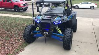 2017 Polaris RZR XP1000 w ride command