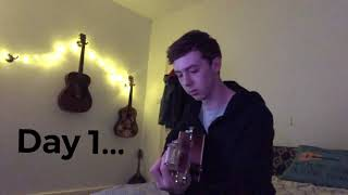 Jake Argyle - Troye Sivan - My My My, Acoustic cover.