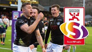 FOSROC Super6 Highlights | Round 8