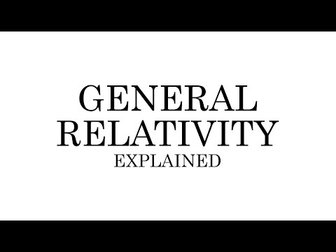 General relativity explained in 10 minutes