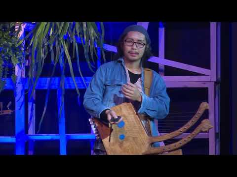 Of Culture, Roots and Music | Klee Bho | TEDxChiangMai