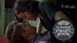 10 Romantic Moments - Marvel