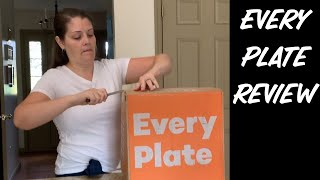 Every Plate food delivery service / Honest review! Is it worth it?? 2020