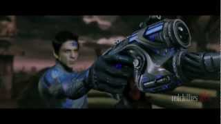 Ra.One - Visual Effects - Montage 3D