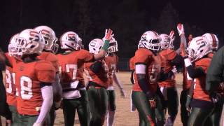 Stockbridge vs Stephenson Highlights 2014