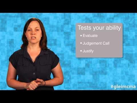 Видео Cma essay type questions