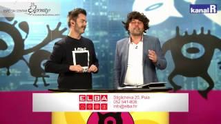 """U zdrav mozak Celebrity 1 • Daniel Delale i Ante Gotovac - 14.2 - Estetski centar """"Eternity"""""""