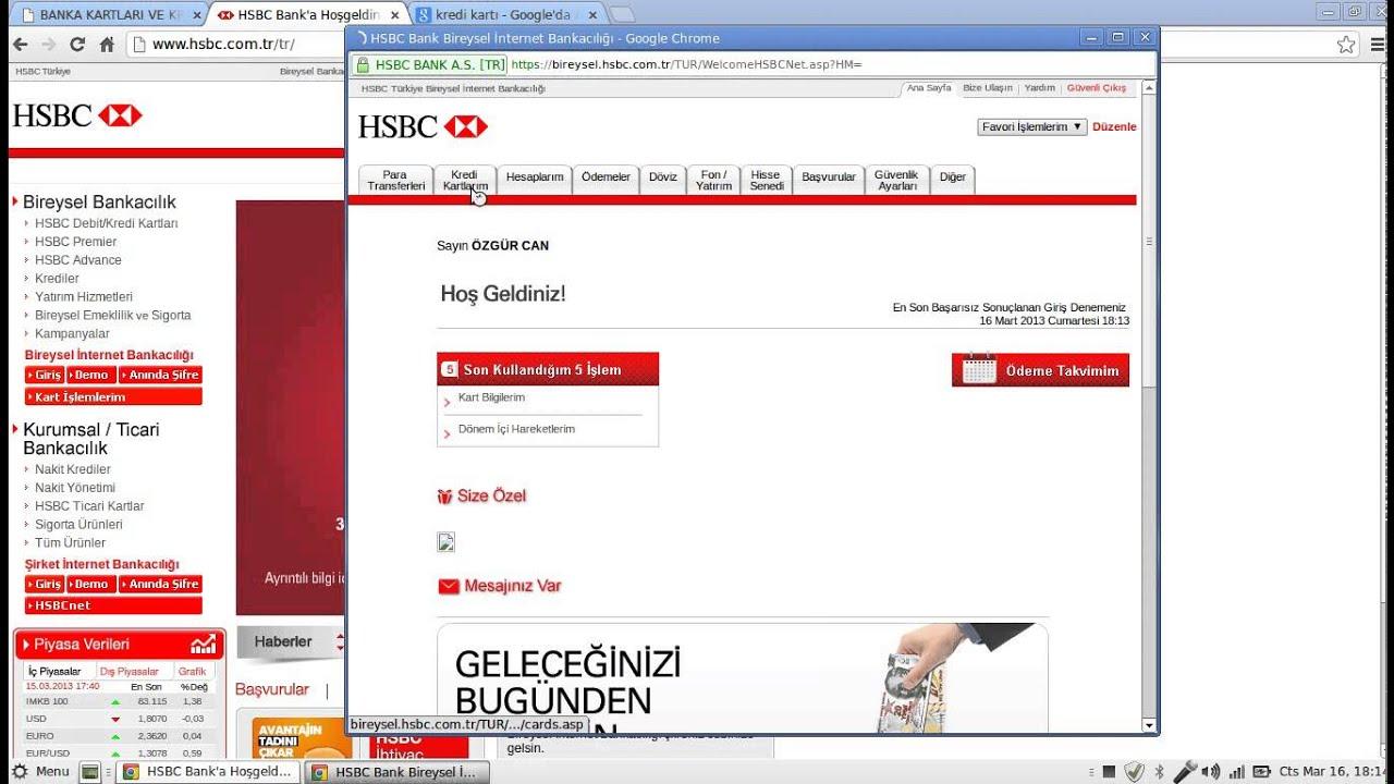 Hsbc Bank Tr