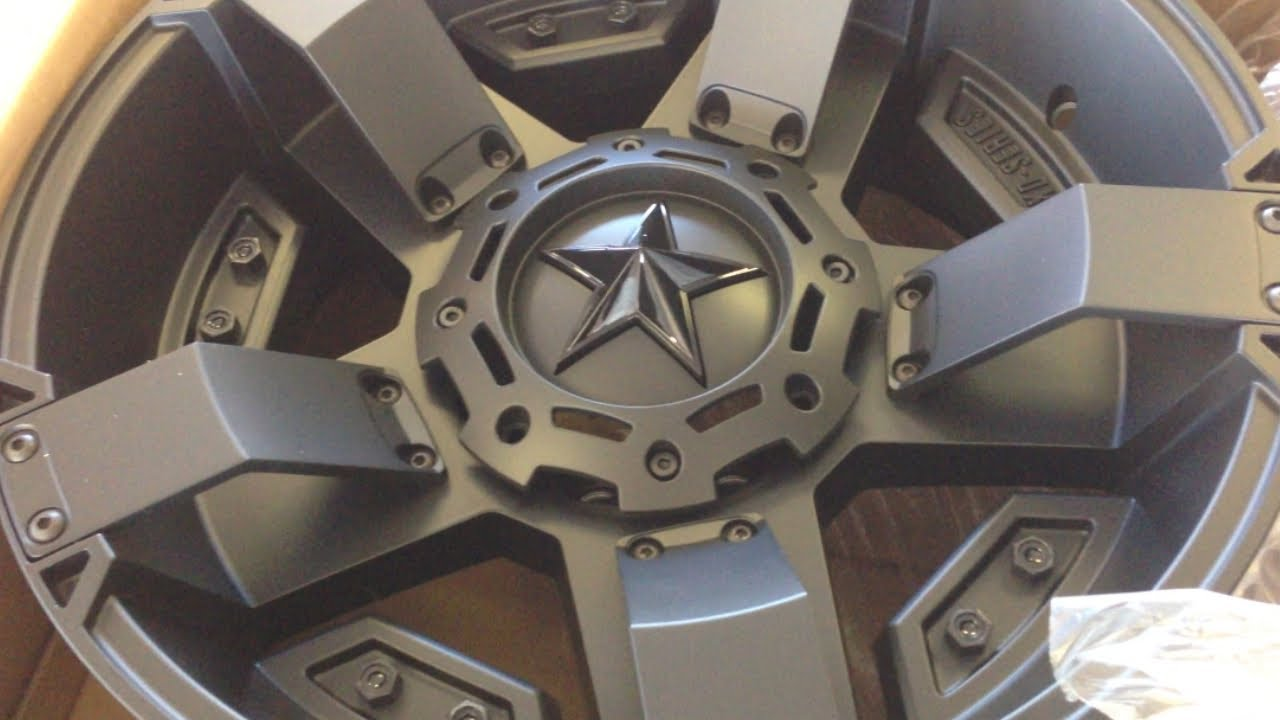 Jeep Wrangler Wheels >> XD811 Rockstar II Rims in Canada from Ride Time in ...