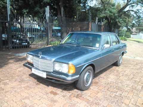 1986 Mercedes Benz 230 E Auto For Sale On Auto Trader