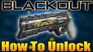 How to Unlock The Annihilator in Blackout Battle Royale (Unlock Seraph)