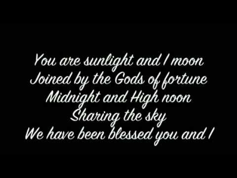 Sun and Moon-Miss Saigon (cover and lyrics)