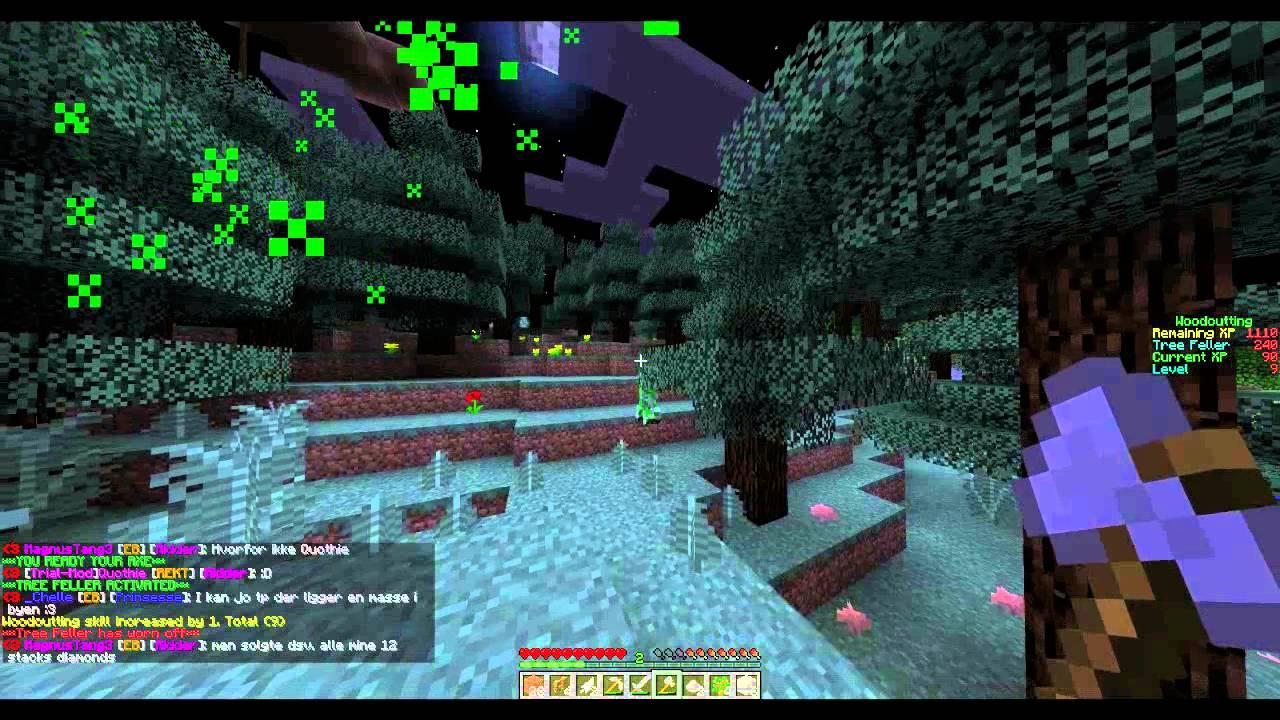 Minecraft DGSC Server Towny #4 YouTube