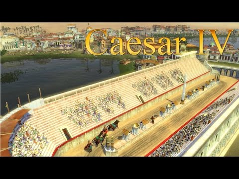 Caesar IV - Что Нам Стоит Рим Построить?