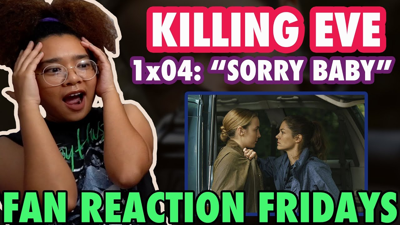 """Download KILLING EVE Season 1 Episode 4: """"Sorry Baby"""" Reaction & Review 