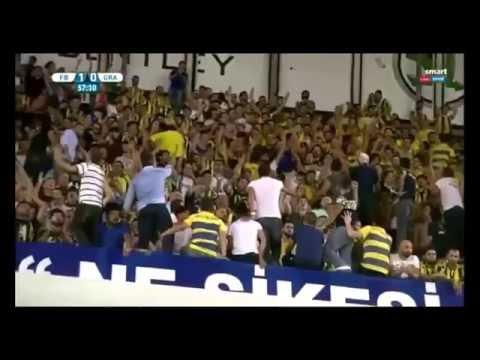 Fenerbahçe 3 0 Grasshoppers ● Geniş Maç Özeti ● Uefa Avrupa Ligi Elemeleri Untitled