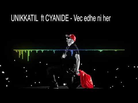 UNIKKATIL ft CYANIDE - Vec edhe ni her (Instrumental) Hip - Hop