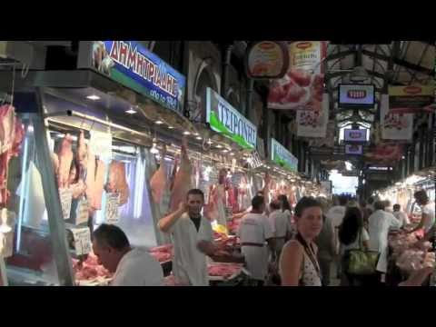VARVAKIOS AGORA: Athens Fish and Meat Market