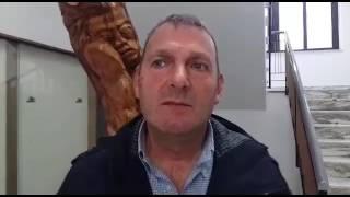 Intervista consigliere Damiano Flores