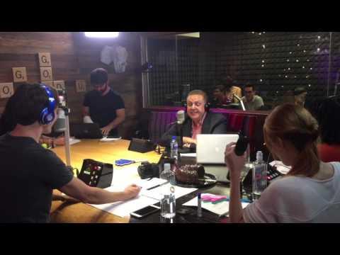 DANIEL BISOGNO - Entrevista Wake Up Parte 2