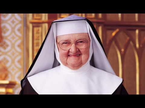 Listen To Mother Angelica Respond Beautifully To A Prank Caller
