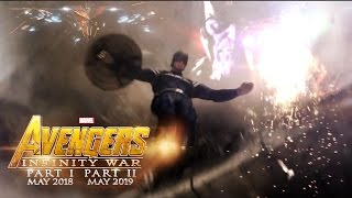 Avengers: Infinity War Fan Trailer