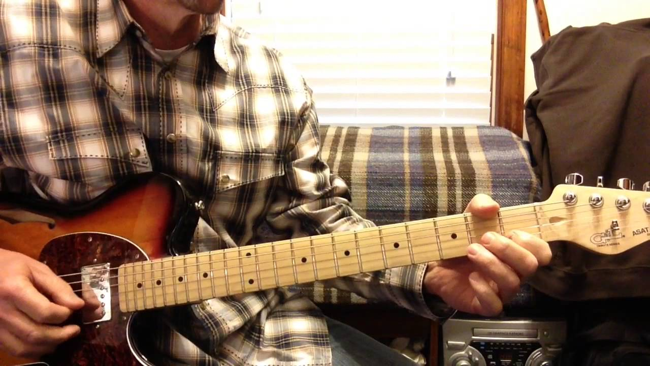 ring of fire guitar lesson with intro youtube. Black Bedroom Furniture Sets. Home Design Ideas