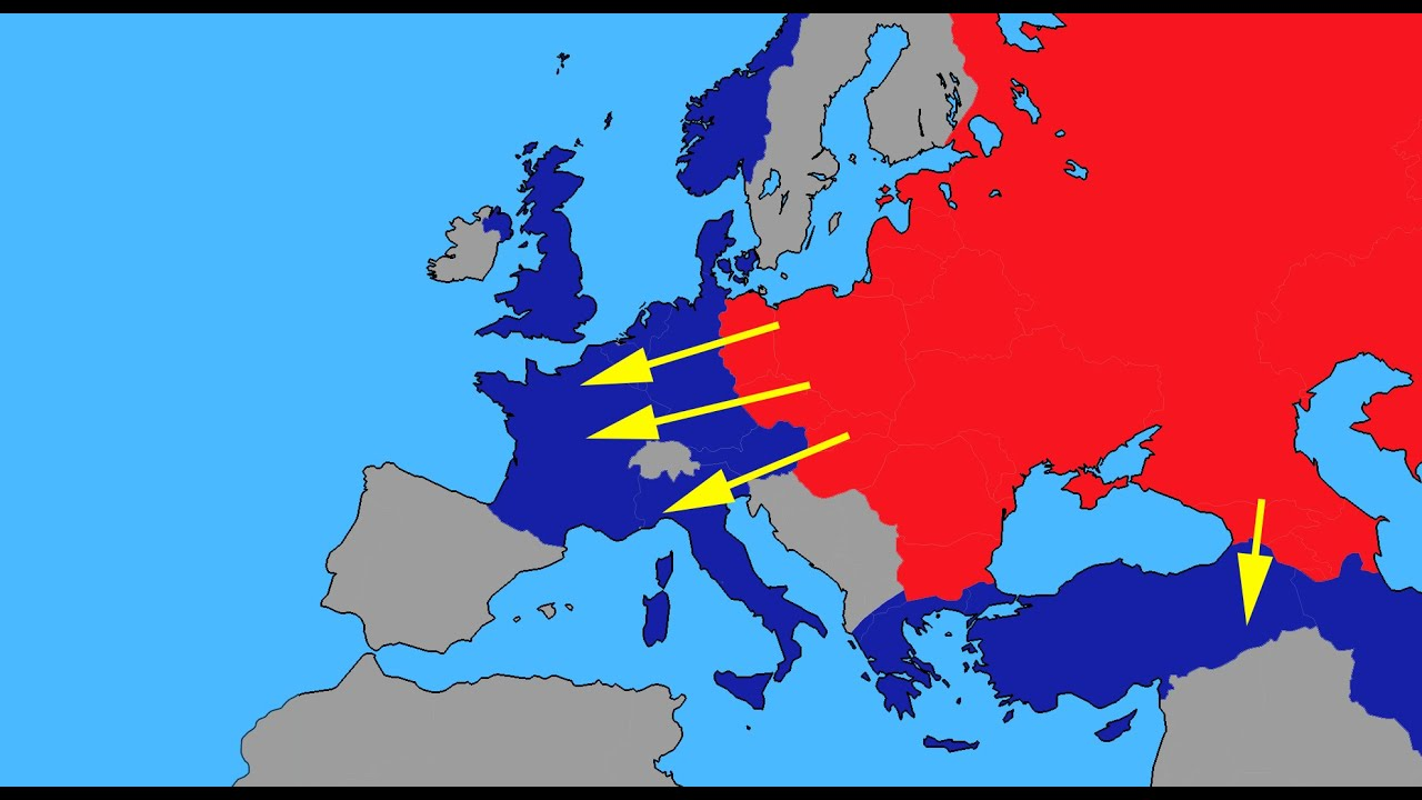 What if the Cold War was a Normal War?