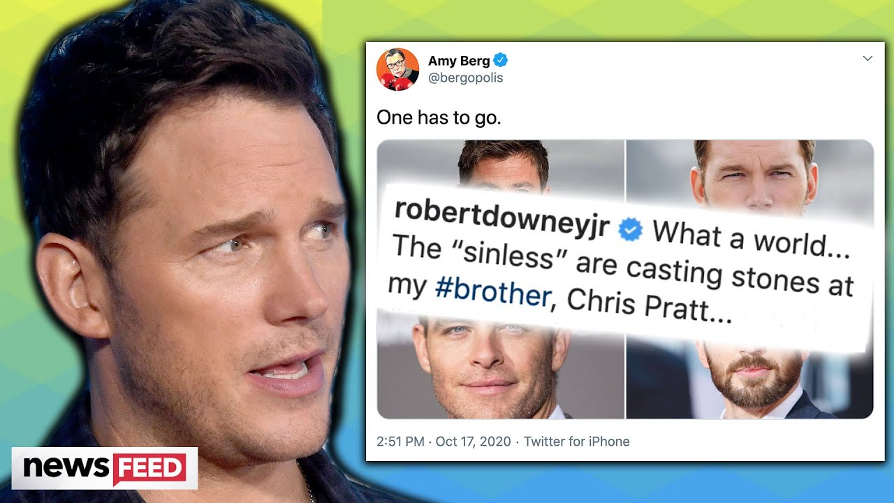 Chris Pratt Defended After Being BULLIED For 'Worst Hollywood Chris'
