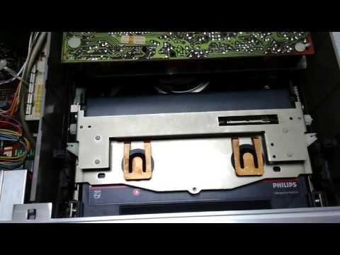 Philips VCC Video 2000 Matchline VR2350 testing