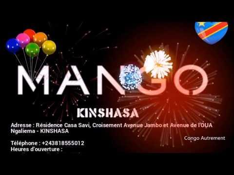 MANGO KINSHASA : LA NOUVELLE COLLECTION EST ARRIVÉE