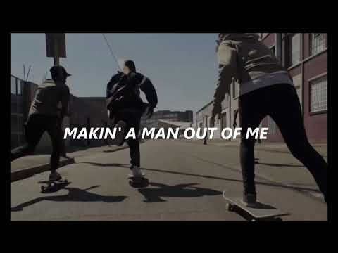 making a man - ripple green // lyrics