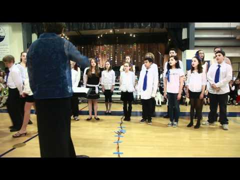 Sea Crest School - Winter Concert Sampler.mov