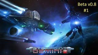 Starpoint Gemini 2 - Beta v0.8000 - Freeroam Gameplay (Full 1080p) - Part 1