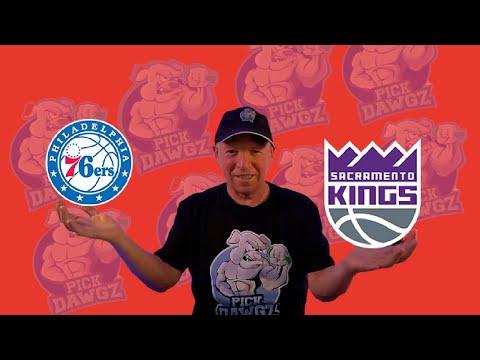Philadelphia 76ers vs Sacramento Kings 3/20/21 Free NBA Pick and Prediction NBA Betting Tips