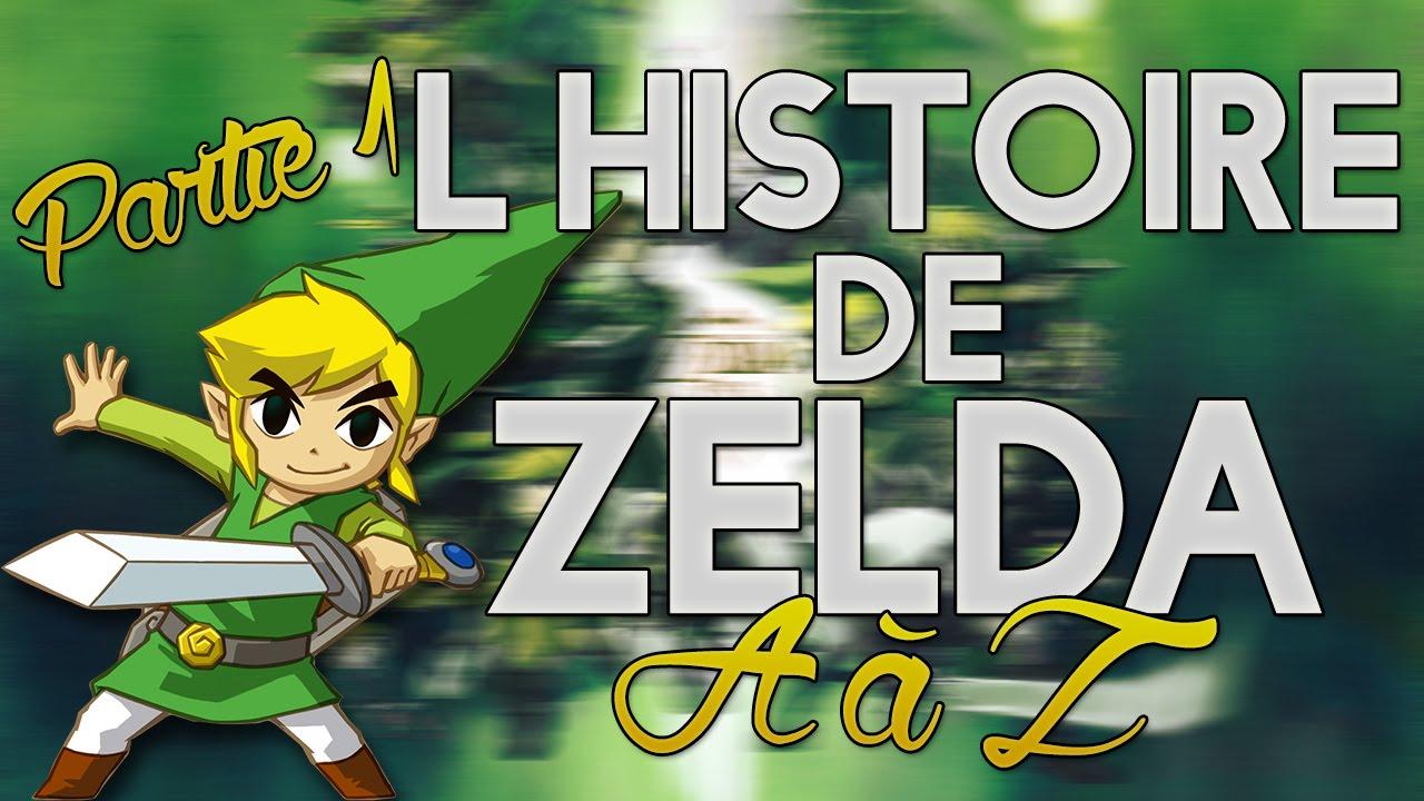 L'Histoire de Zelda de A à Z -