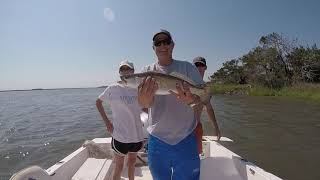 GA Coast Fishing for Flounder and Trout - May 2018