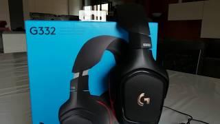 Cuffie Gaming Logitech G332
