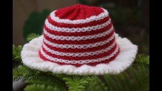 Knitting Hat for New Born Child ( Beanie )