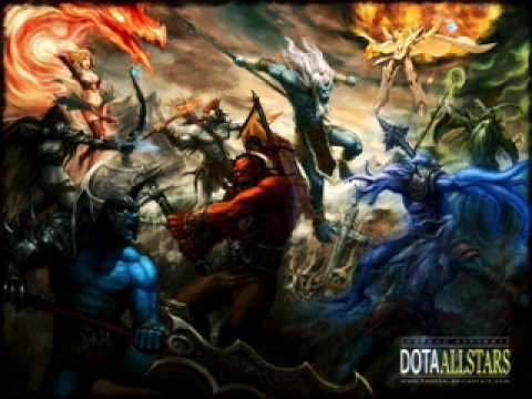 Dota Music Special _Power Of The Horde_High Quality