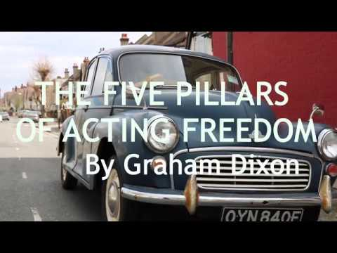 Michael Chekhov Technique: The Five Pillars Of Acting Freedom - Episode 5, The Centers
