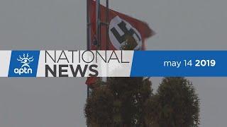 APTN National News May 14, 2019 – Flying high in rural Saskatchewan, Indian Day School Settlement