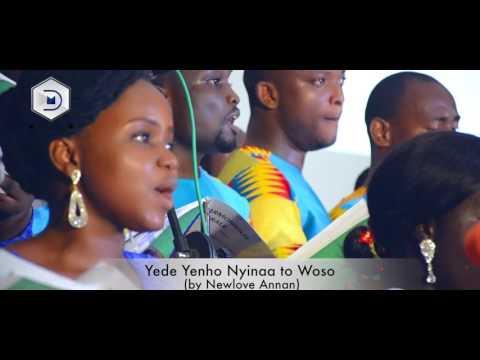 Yede Yenho Nyinaa to Woso (Come, helper Spirit), Newlove Annan.