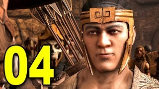 Mortal Kombat X - Chapter 4 - Kung Jin (Playstation 4 Gameplay)
